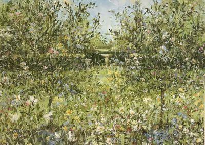 Summer Olive Trees £3000